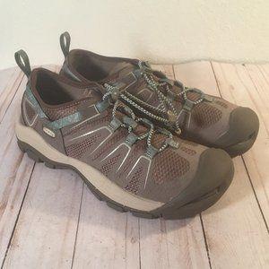 Keen Targhee Mesh Grey hiking shoes EU 38.5